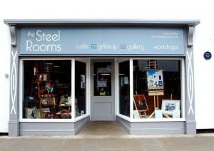 The Steel Rooms Art Group (Every Thursday) @ The Steel Rooms