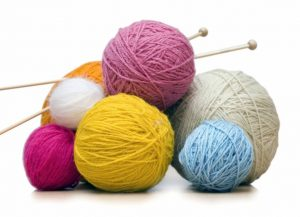 Knit and Natter @ Riddings Library