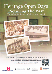 Behind the Books - The History of Barton's Library' - Local History Display @ Barton Library