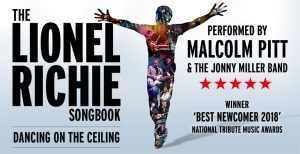 The Lionel Richie Songbook @ Plowright Theatre