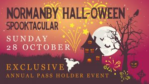 Normanby Hall-oween Spooktacular @ Normanby Hall