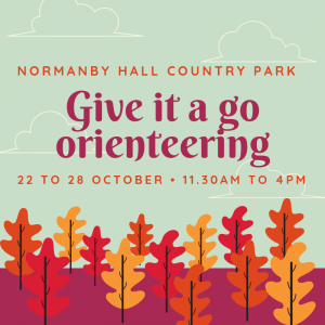 Give it a go orienteering @ Normanby Hall