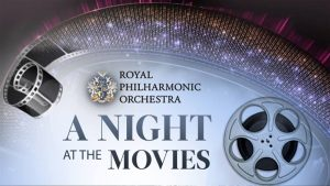 The Royal Philharmonic Orchestra - A Night at the Movies @ The Baths Hall