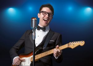 Buddy Holly and The Cricketers @ Plowright Theatre