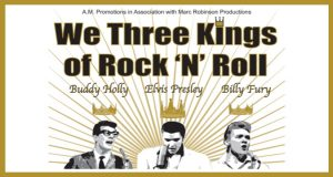 We Three Kings of Rock and Roll @ Plowright Theatre