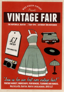 Vintage Fair @ The Ropewalk