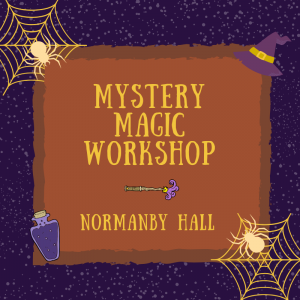 Sold Out - Mystery Magic Workshop @ Normanby Hall