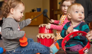 Young Music Makers - Tiny Tots Music @ 20-21 Visual Arts Centre | Scunthorpe | England | United Kingdom
