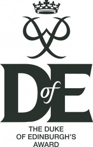 Logo of the duke of edinburgh award