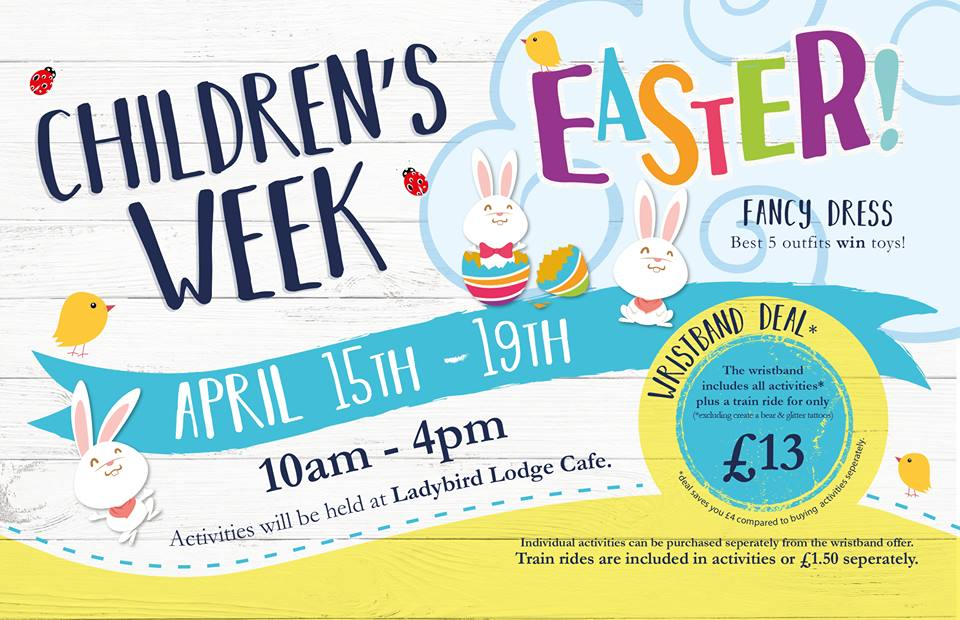 Easter Children's Week @ Brigg Garden Centre | England | United Kingdom