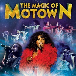 The Magic of Motown @ The Baths Hall | England | United Kingdom