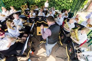 Music in the Park: East Riding of Yorkshire Brass Band @ Normanby Hall