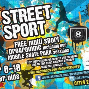 Worlaby Multi-Sport session (Street Sport) @ Worlaby Village Hall and Recreation Ground