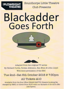 Blackadder Goes Forth @ Plowright Theatre