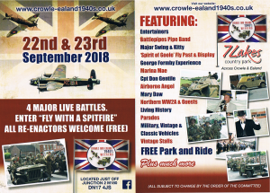 Crowle - Ealand 1940's Weekend @ 7 Lakes Country Park | Crowle | England | United Kingdom
