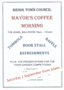 Mayor's Coffee Morning @ Angel Suite, Market Place