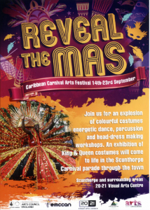 Carnival Costume Exhibition @ 20-21 Visual Arts Centre