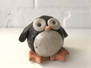 Make A Clay Penguin (ages 3+) @ The Steel Rooms