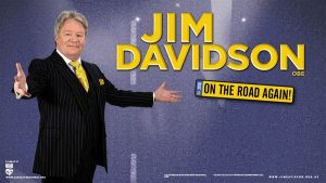 Jim Davidson - On The Road Again! @ Baths Hall
