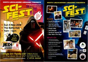 Sci-Fest 2018 @ Baths Hall