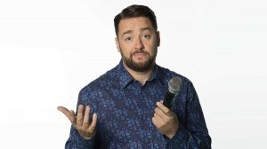 Jason Manford @ The Baths Hall