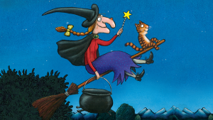 Room on the Broom Storytelling @ Normanby Hall