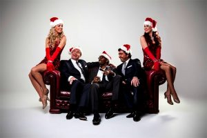 Christmas with The Rat Pack @ Plowright Theatre