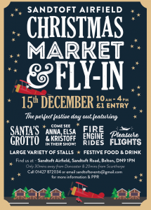 Christmas Market & Fly-In @ Sandtoft Airfield