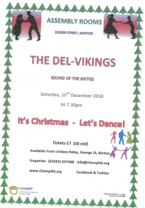The Del-Vikings @ Assembly Rooms