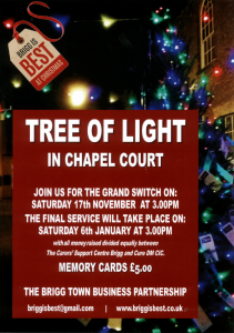 Tree of Light @ Chapel Court