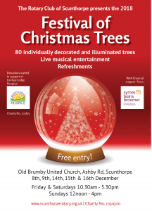 Scunthorpe Festival of Christmas Trees @ Old Brumby United Church