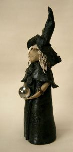 Pottery Witch / Wizard @ Waters' Edge Visitor Centre