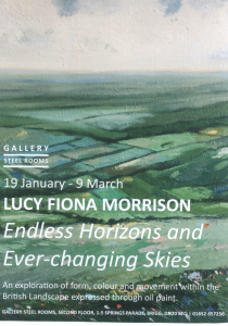 Endless Horizons and Ever-changing skies @ The Steel Rooms