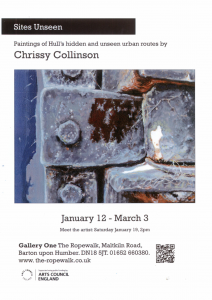 Sites Unseen Exhibition @ The Ropewalk