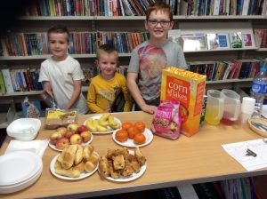 Breakfast and Books @ Riddings Library, Enderby Road