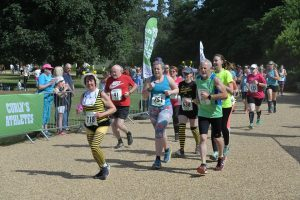 Curly's Athletes: Normanby Hall 10k @ Normanby Hall