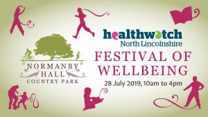 Healthwatch NL Festival of Wellbeing @ Normanby Hall