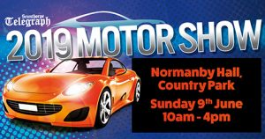 Scunthorpe Telegraph Motor Show 2019 @ Normanby Hall