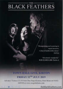 The Black Feathers @ Kirton Town Hall