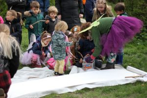 Midsummer Fairy Walkabout @ Normanby Hall