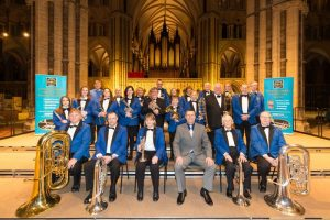 Music in the Park: Lincolnshire Hospitals Band @ Normanby Hall