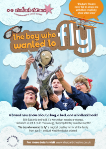 The Boy Who Wanted to Fly @ Bottesford Baptist Church