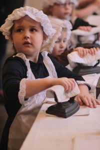 Victorian Laundry Discovery Workshop @ Normanby Hall