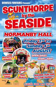 Dowse's Funfairs present: Scunthorpe by the Seaside @ Normanby Hall