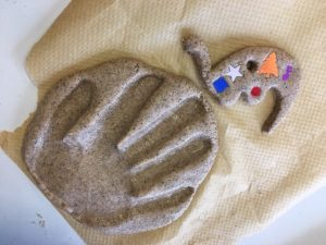Sand Dough Workshop @ 20-21 Visual Arts Centre