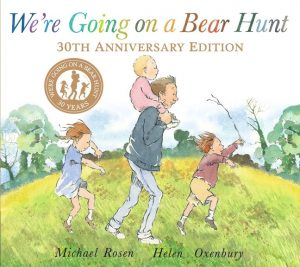 We're Going on a Bear Hunt: Celebrating 30 Years @ Barton Library, Baysgarth Leisure Centre