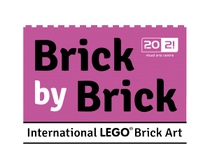 Exhibition: Brick by Brick - International LEGO brick art @ 20-21 Visual Arts Centre