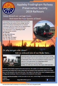 AFRPS Rail Tours @ Scunthorpe Steel Works