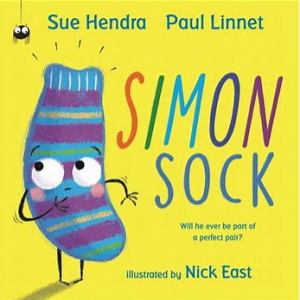 Celebrating Libraries Week: Simon Sock @ Ashby Library