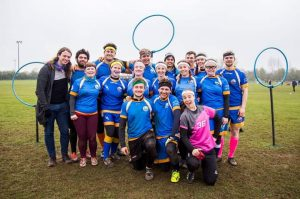 Quidditch Taster Session @ Normanby Hall